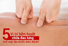 Có bắt buộc bấm huyệt điều trị đau lưng không