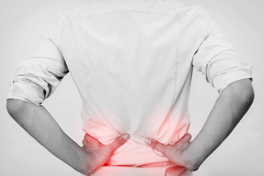 Nguyên nhân đau đốt sống lưng cuối