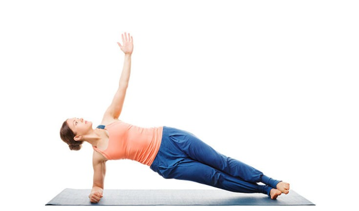 Tư thế chống đẩy bằng cánh tay (Forearm Plank)