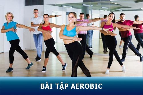 Tập aerobic nhẹ nhõm