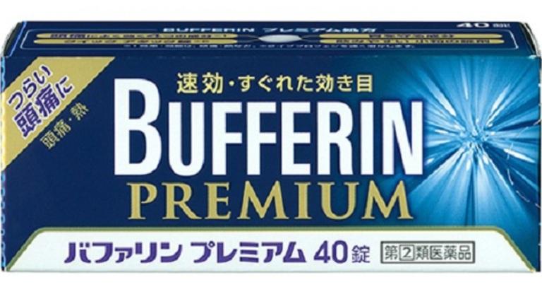 Thuốc đau vai gáy của Nhật Bufferin Premium