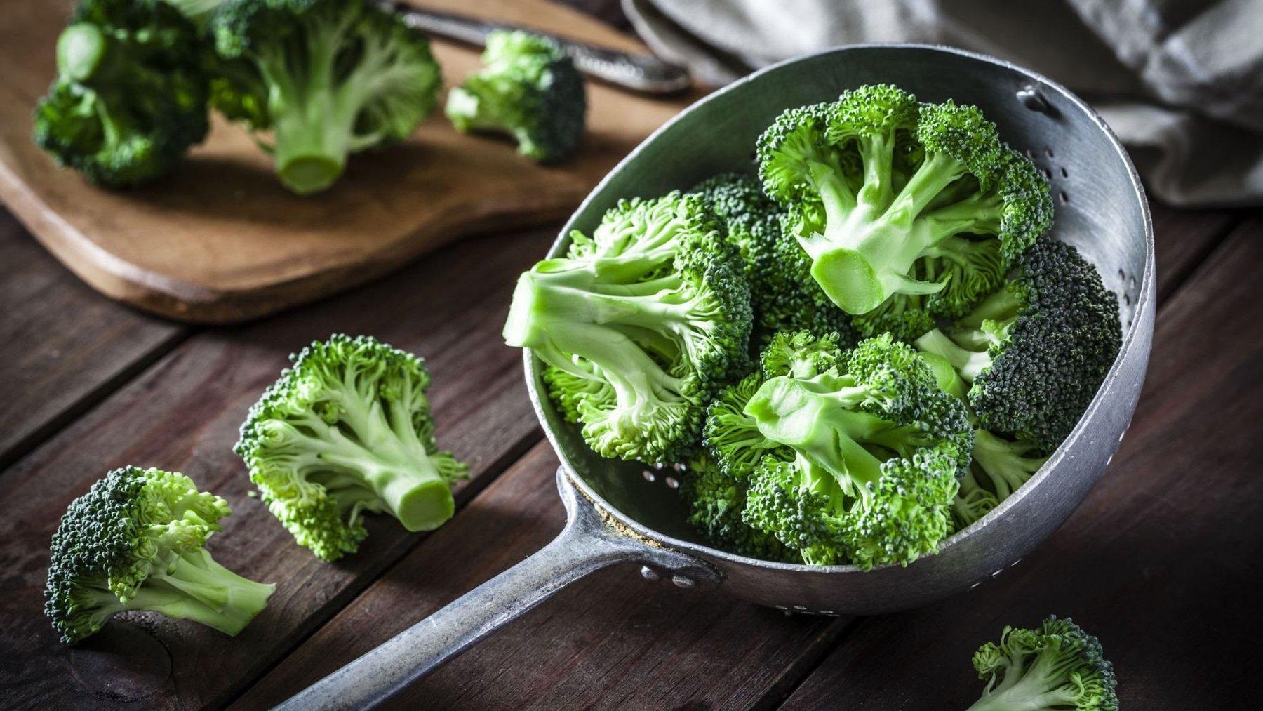 Bông cải xanh tốt cho người bị viêm khớp