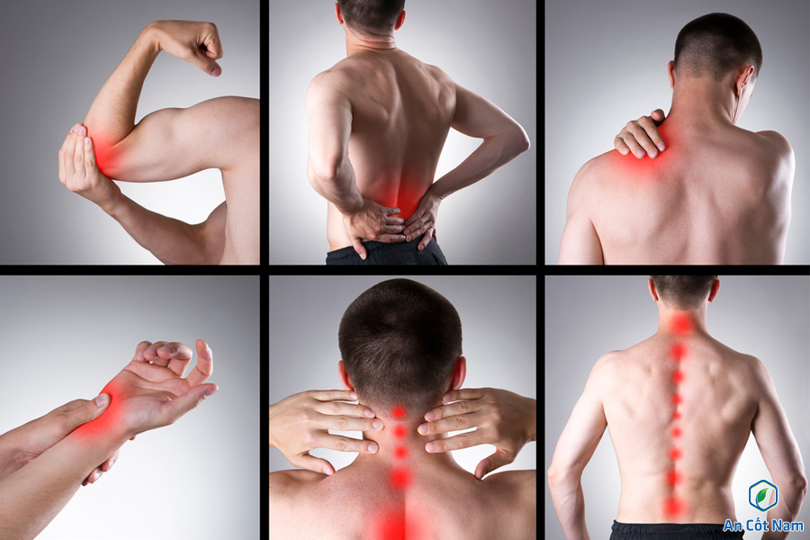 Nguyên do dẫn đến đau nhức xương khớp toàn thân