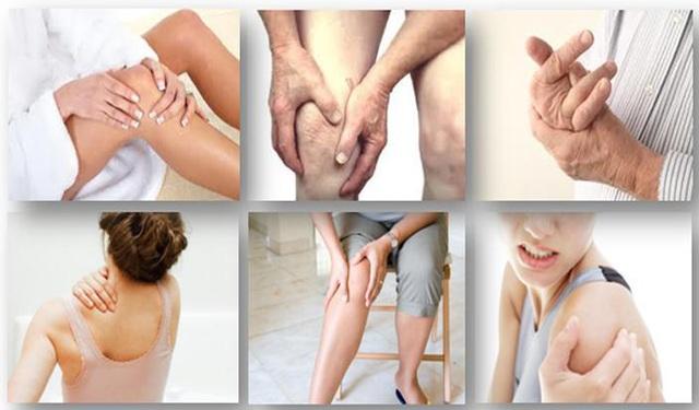 Loãng xương dẫn đến viêm khớp toàn thân