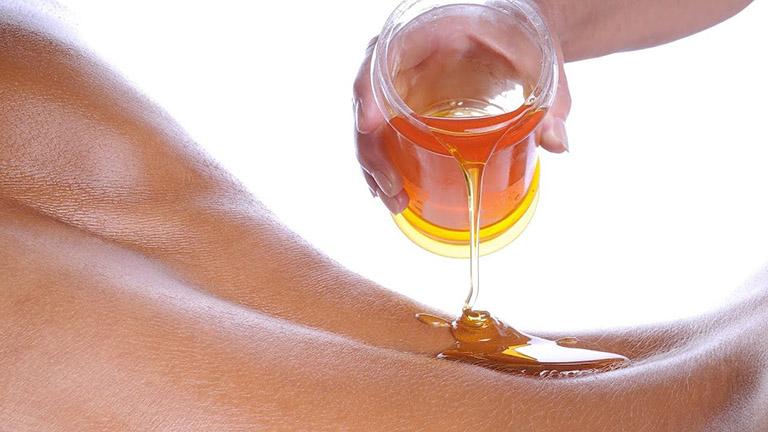 Dùng mật ong trị viêm da cơ địa