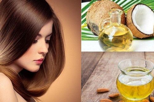 Sử dụng bia và dầu dừa chữa gàu hiệu quả