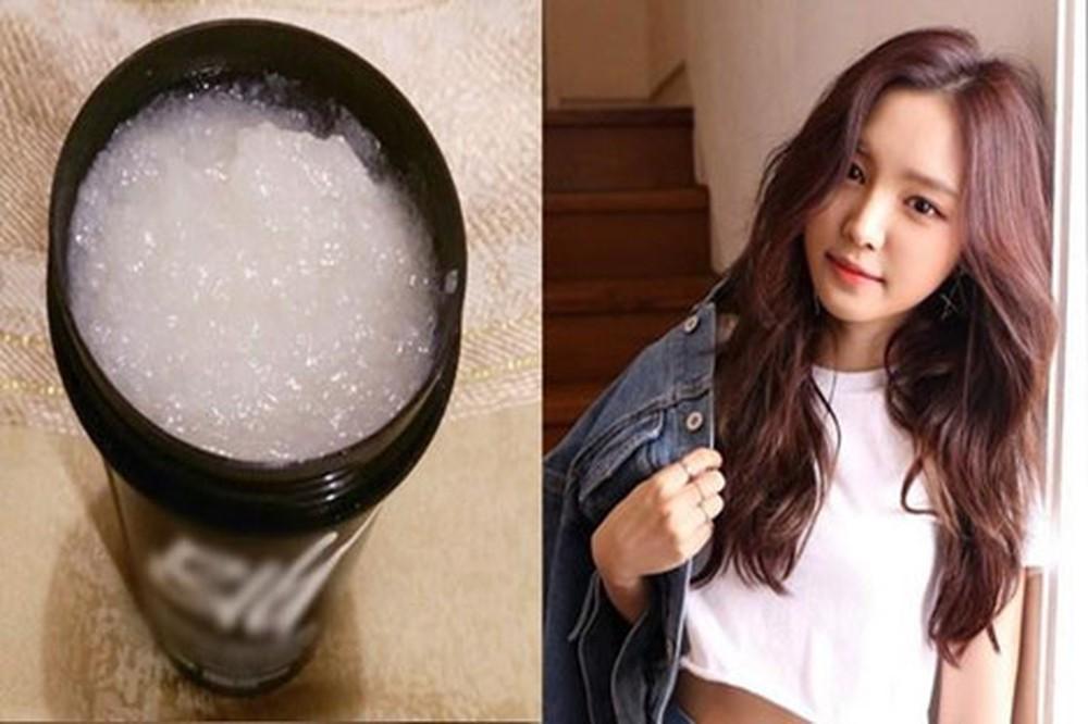Kết hợp muối với dầu gội đầu
