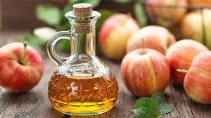 Giấm táo trị gàu cho bà bầu