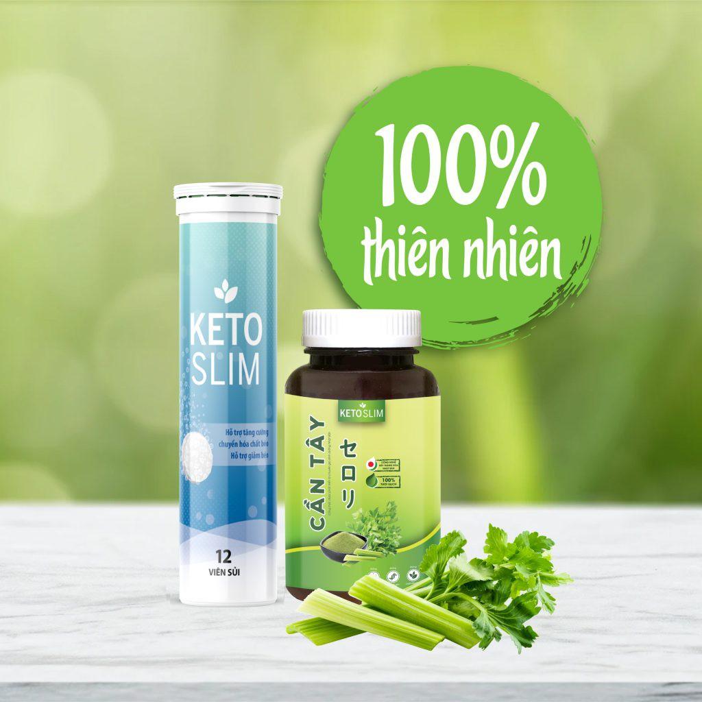 Ai có thể sử dụng Keto slim giảm cân