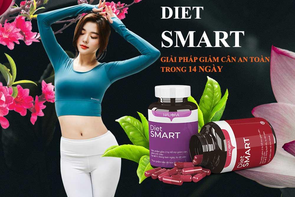 Thuốc Giảm cân Diet Smart