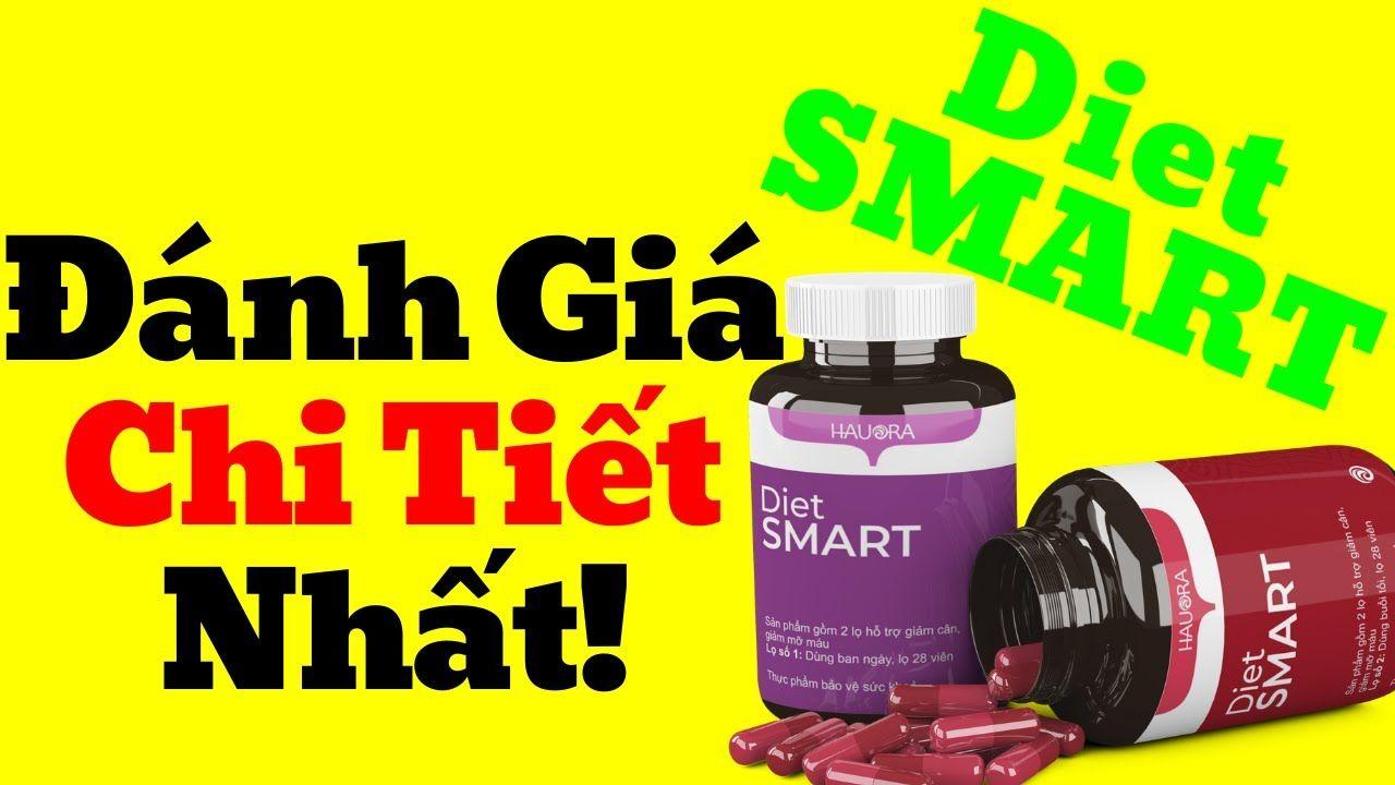 Viên Giảm cân Diet Smart giá bao nhiêu?