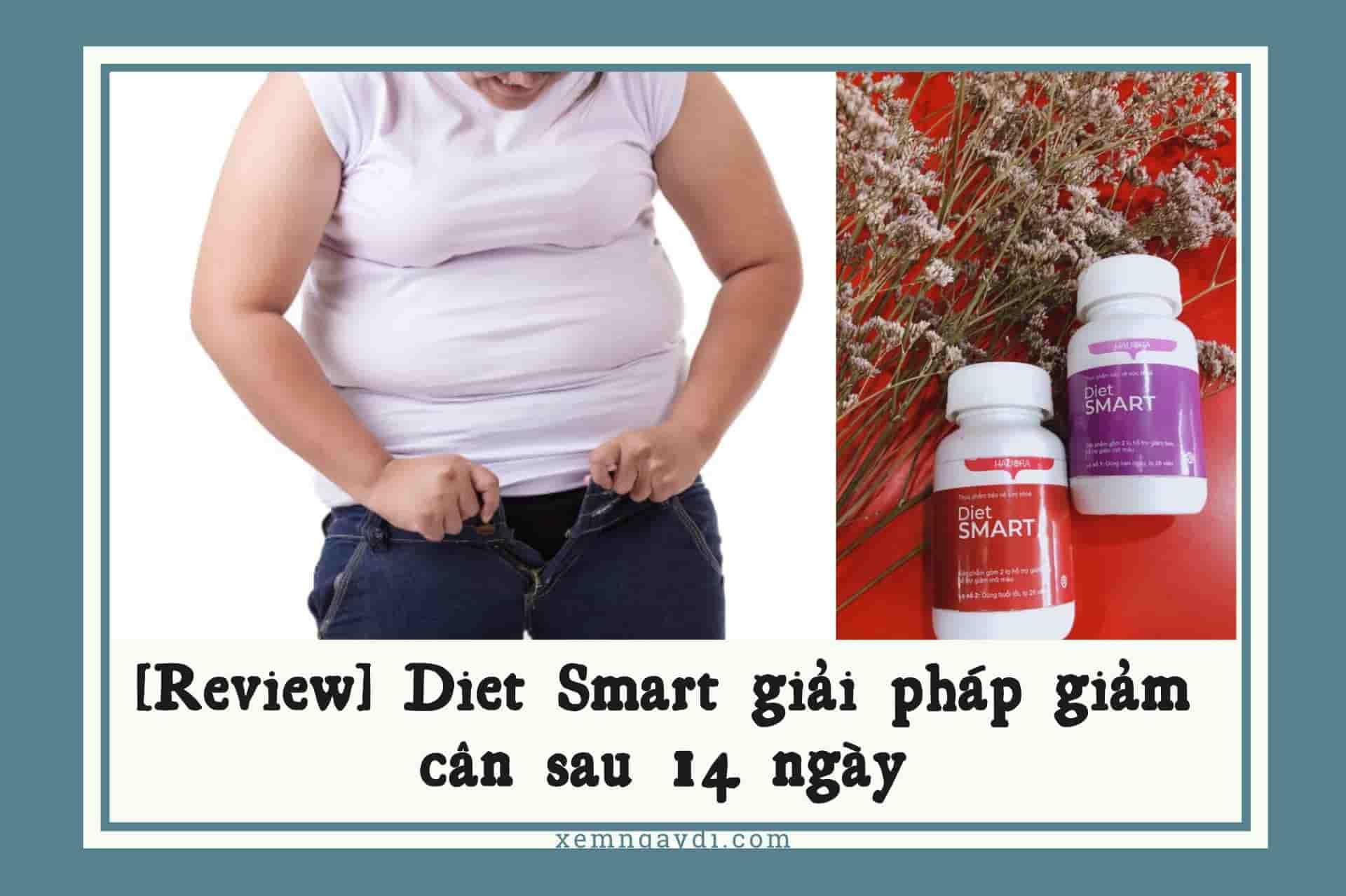 Diet Smart có những ưu và nhược điểm gì?