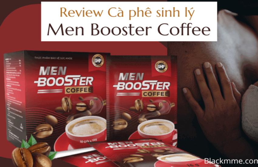 công dụng của Men Booster Coffee