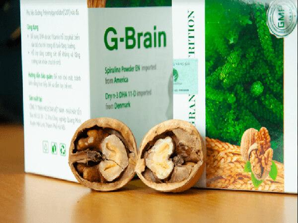 Thành phần của cốm trí não G Brain