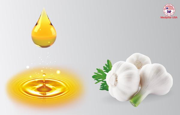 tinh dầu tỏi