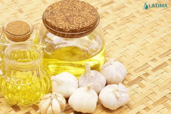Cách làm tinh dầu tỏi