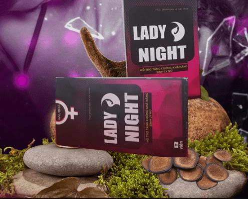 Ưu điểm vượt trội của lady Night