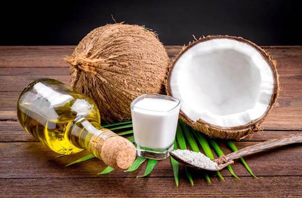 Cách triệt lông bụng cho nam nữ bằng dầu dừa