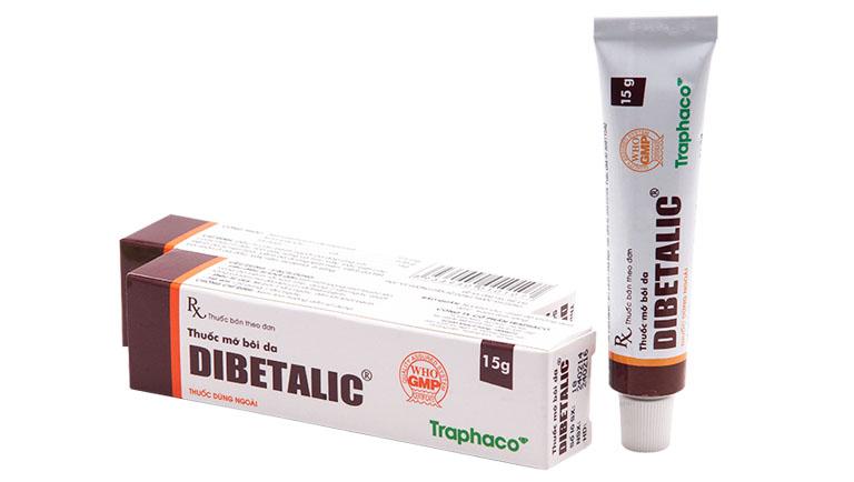 Thuốc trị nấm da