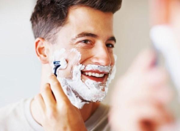 cách triệt râu cho nam