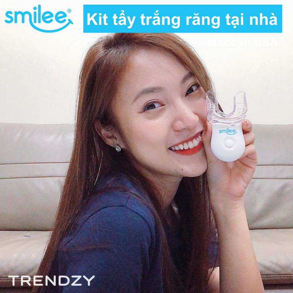 Bộ kit trắng răng Smilee là gì
