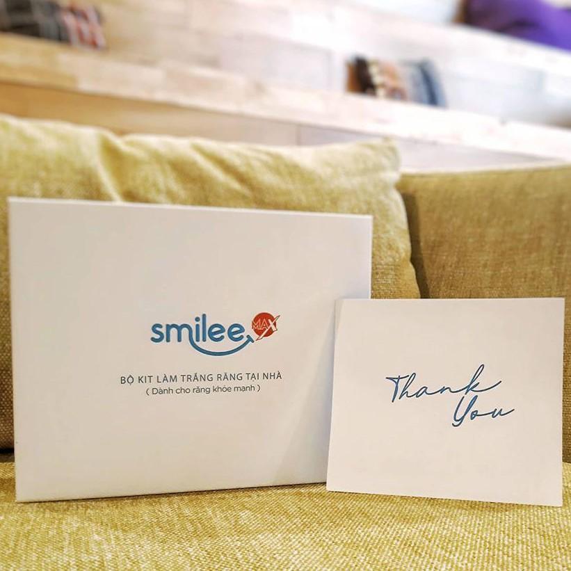 kit trắng răng Smilee có giá bao nhiêu
