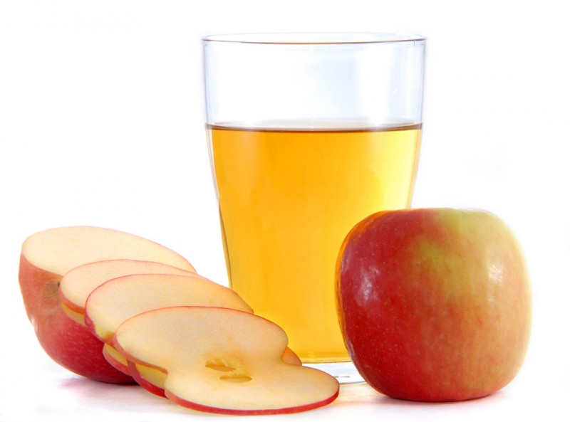 Cách chữa ngứa háng về đêm bằng giấm táo