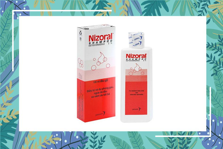 Dầu gội thăm khám nấm da đầu Nizoral
