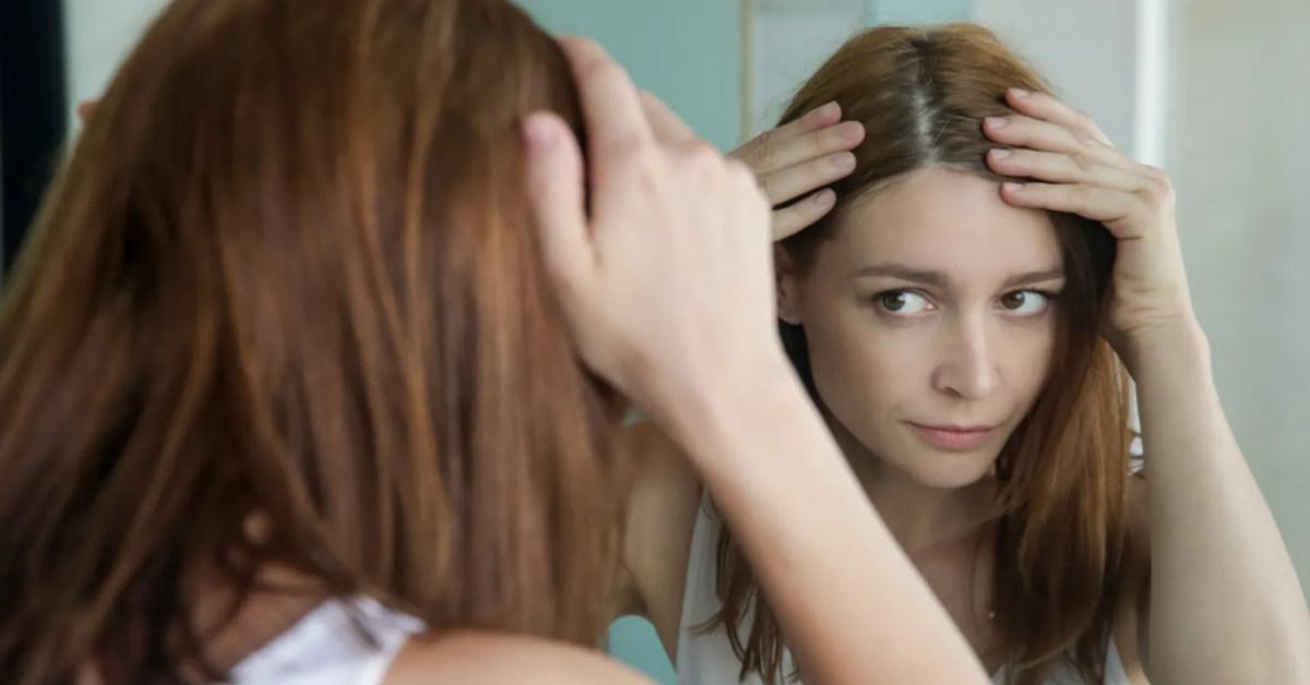 Bị nấm da đầu phải làm cho sao?