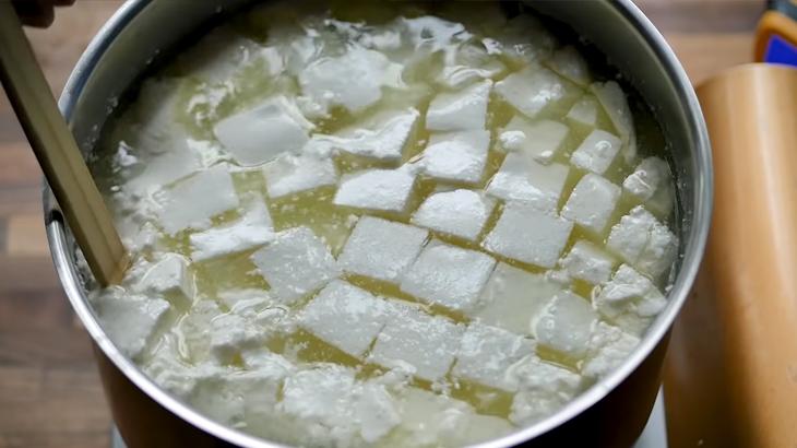 Cách làm phô mai Mozzarella