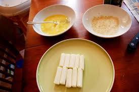 Chuẩn bị nguyên liệu làm Phô mai Mozzarella