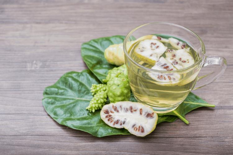 Uống nước ép nhàu liên tiếp giúp tăng tốc miễn dịch