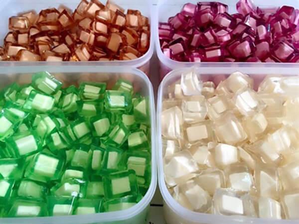 So sánh bột gelatin và bột rau câu