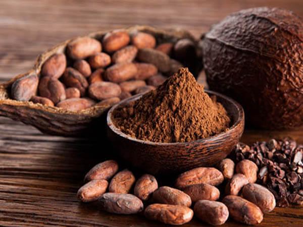 Nguyên vật liệu làm bánh yến mạch cacao