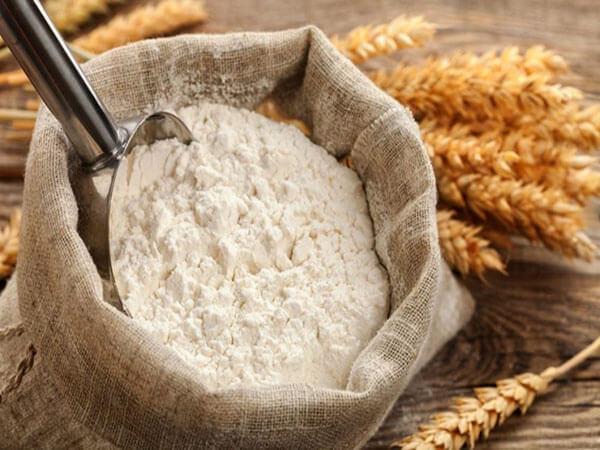 Nguyên liệu làm bánh pancake không dùng bột nở