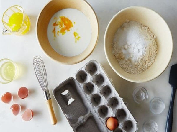 Lưu ý khi làm bánh pancake tại nhà