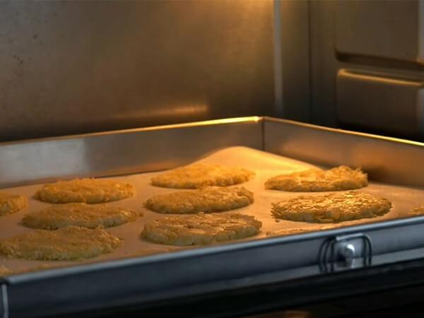 Nướng bánh ngũ cốc yến mạch