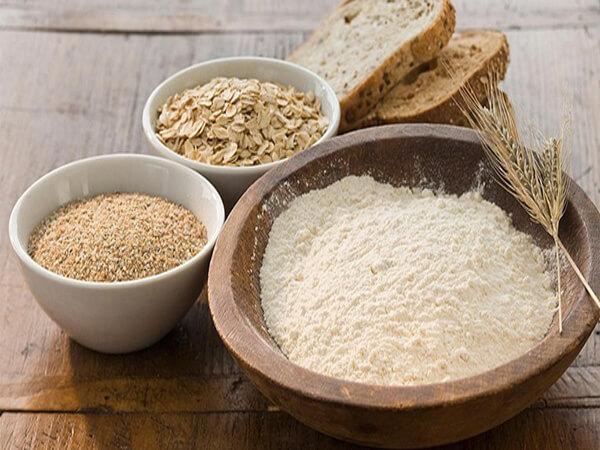Nguyên liệu làm bánh healthy
