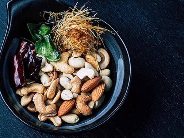 Hạt điều với hạt dẻ đều là hạt dinh dưỡng