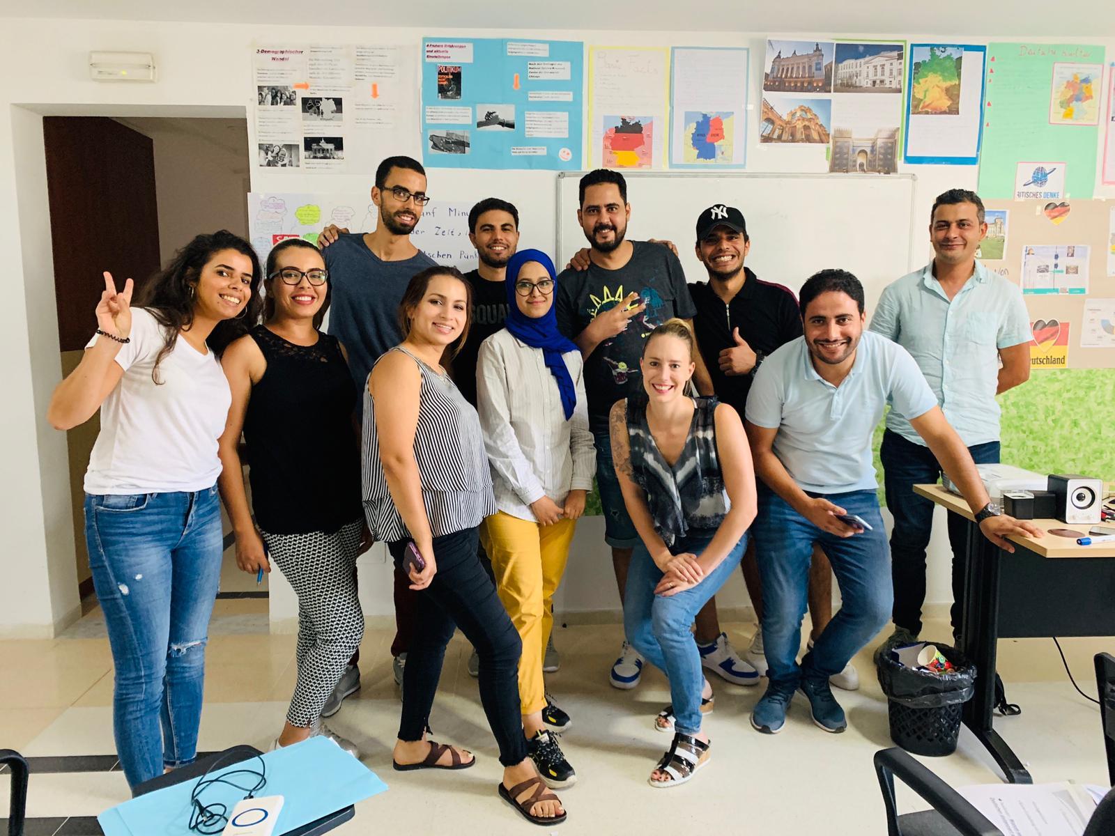 Krankenpfleger aus Tunesien