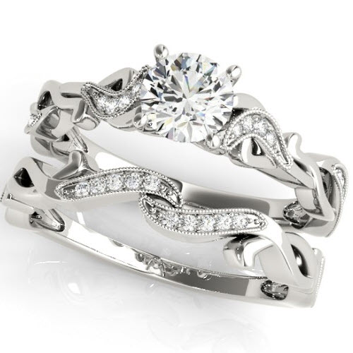 Charity Engagement Ring
