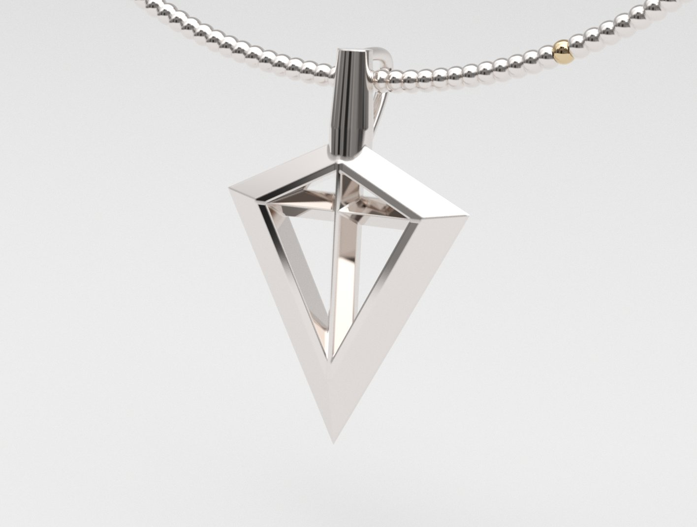 Spirit Of The Bow Pendant