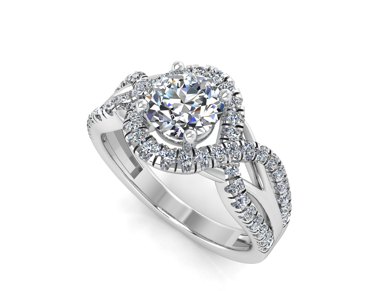 Seria Diamond Ring