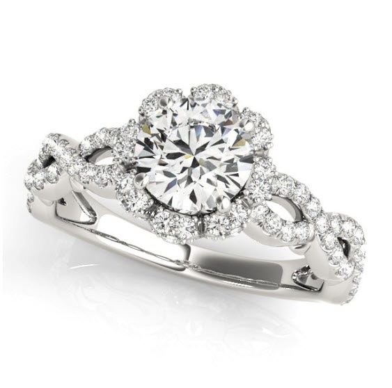 Alexis Diamond Engagement Ring
