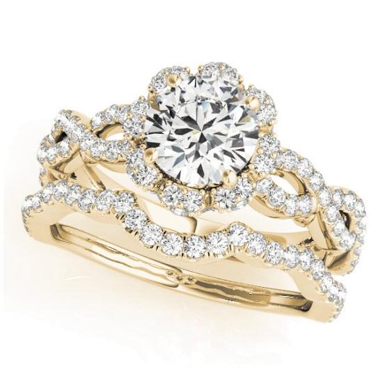 Alexis Diamond Engagement Ring