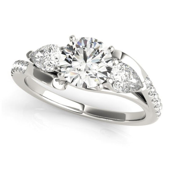 Aliana Diamond Engagement Ring
