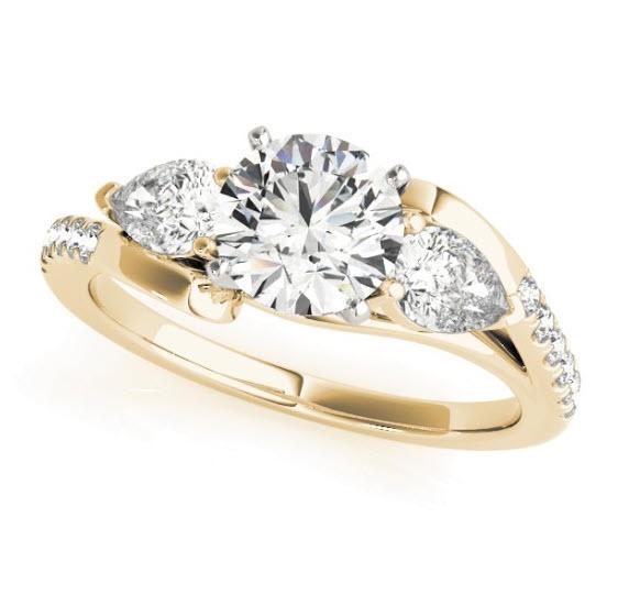 Aliana Diamond Engagement Ring