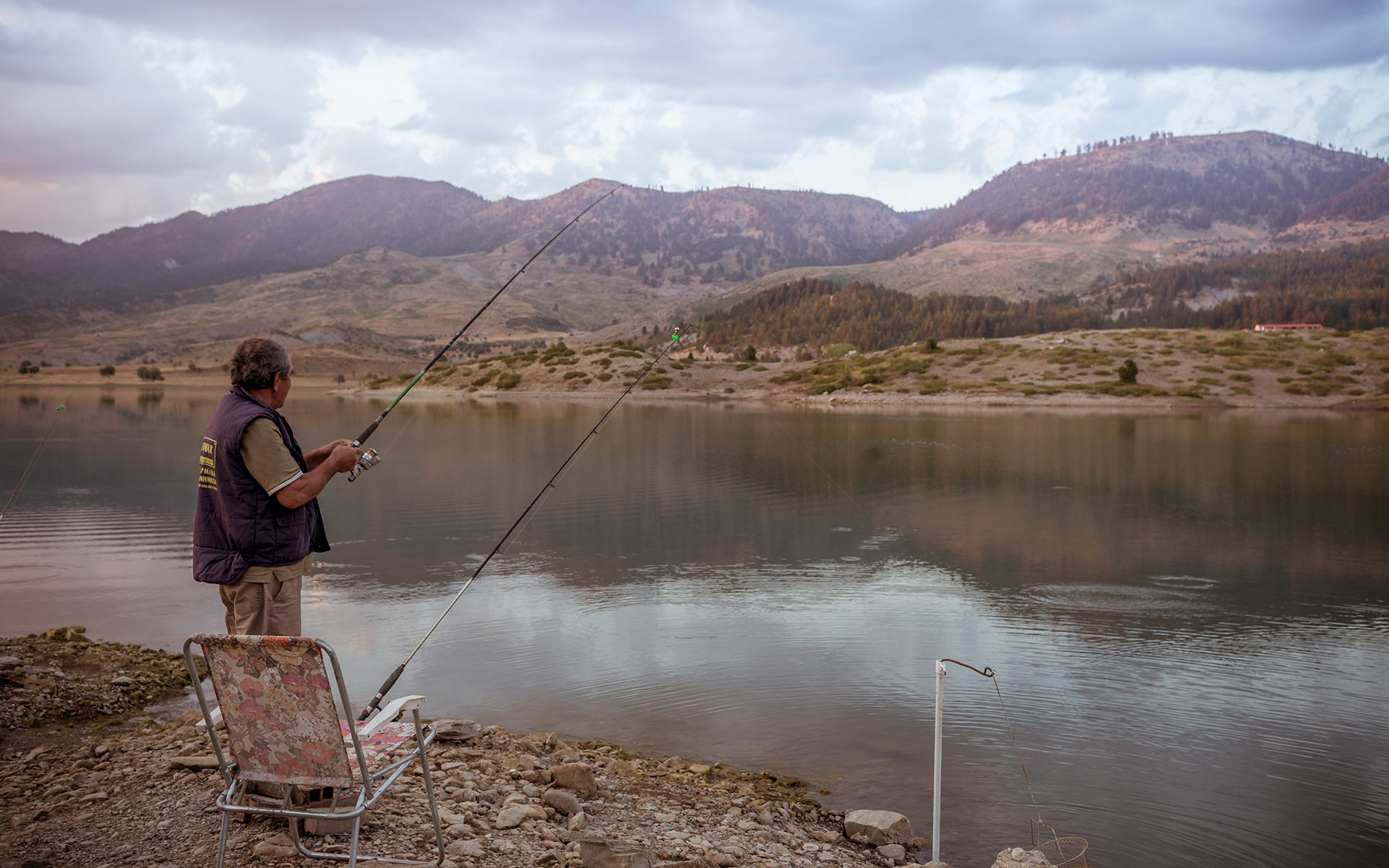Grand Forest Metsovo fishing