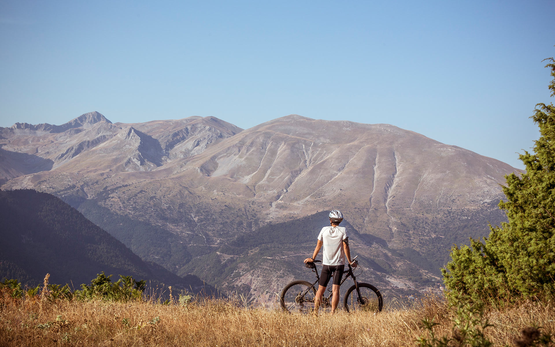 Grand Forest Metsovo mountain biking