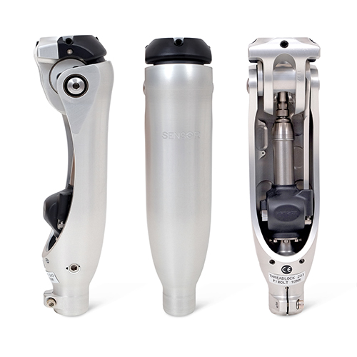 Sensor Hydraulic Prosthetic Knee